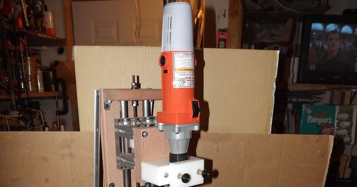 build your own cnc milling machine
