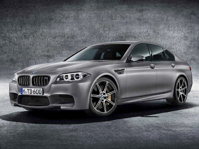Gambar Mobil BMW 30 Jahre M5