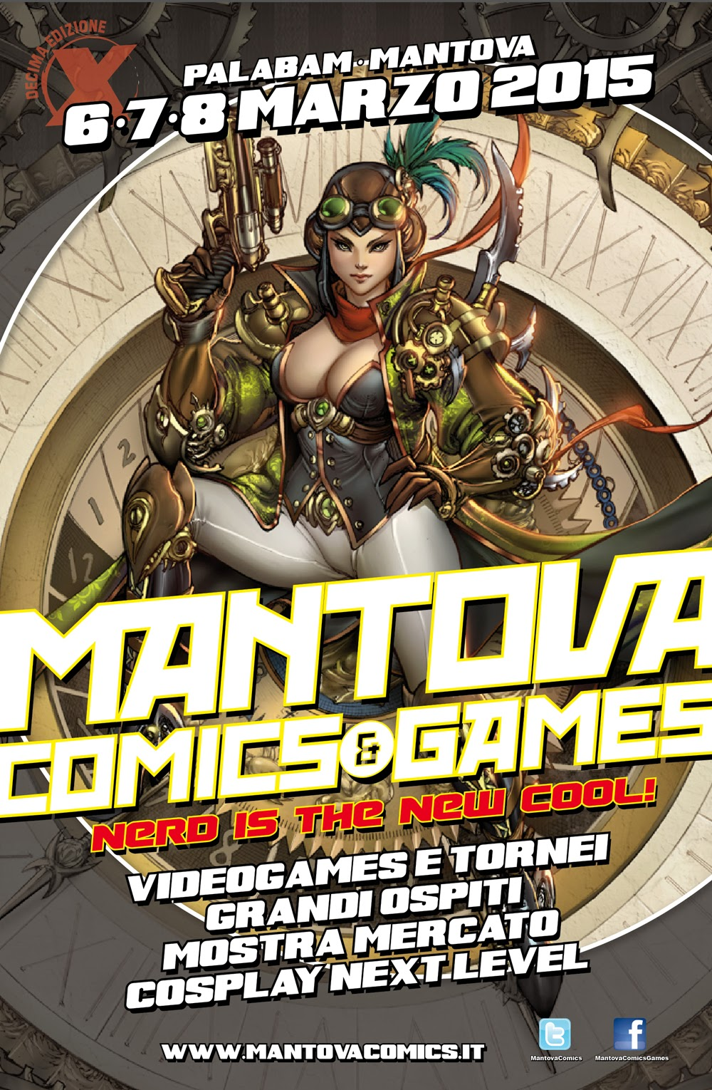 Mantova Comics and Games 2015