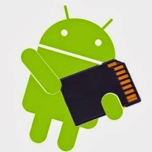 cara Memindahkan File Aplikasi Ke SD Card Android