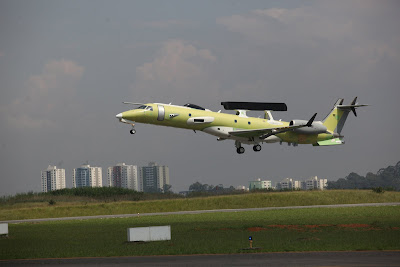 India's DRDO Indigenous AWACS Aircraft