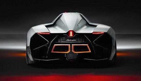 2015 Lamborghini Egoista Release Date