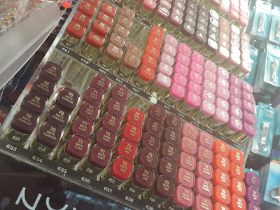 Milani Color Statement Moisture Matte display www.modenmakeup.com
