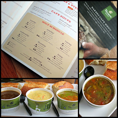 Soup 39 S On At Panera