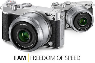 Nikon 1 J5, Nikon 1 J5 review, mirrorless camera, interchangable lenses, NFC, Wi-Fi camera, autofocus, 4K video, Full HD video,