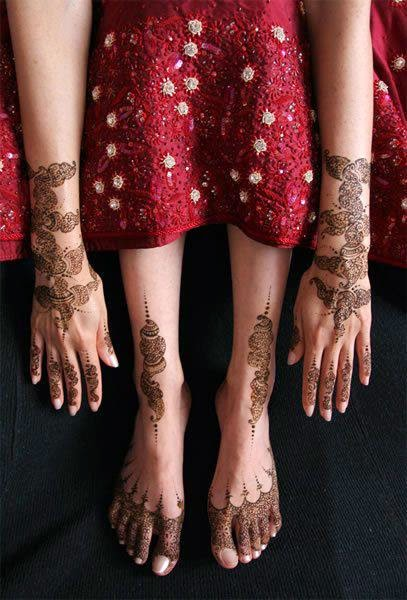 Leg Mehndi Wallpaper : Beautiful latest simple arabic pakistani indian bridal