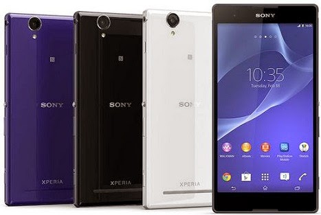 Gambar Sony Xperia T2 Ultra Dual D5322
