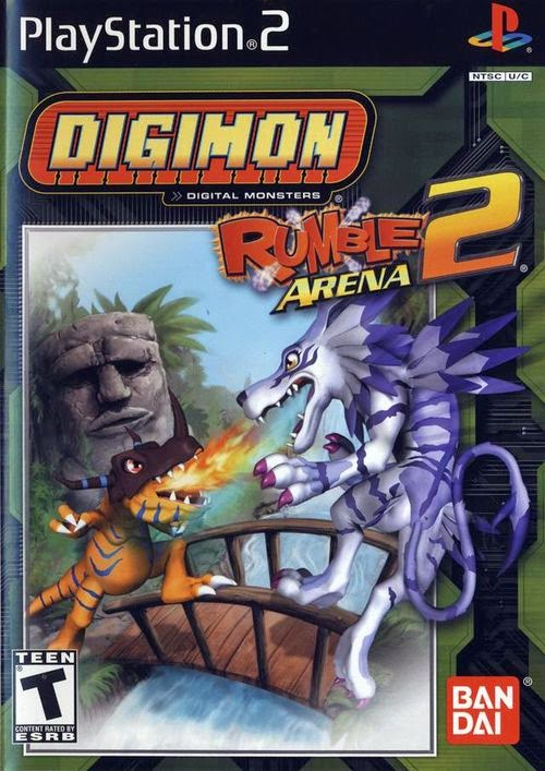 Digimon Rumble Area 2