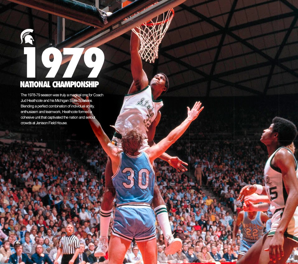 to this day the 1979 championship game remains as the highest rated college basketball game in history much hype was given to this game by the media