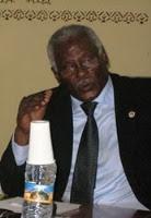 السيد فاضل ولد اطمان عمدة البلدية