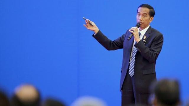 Ditanya Pasal Penghinaan Presiden, Ini Jawaban Jokowi