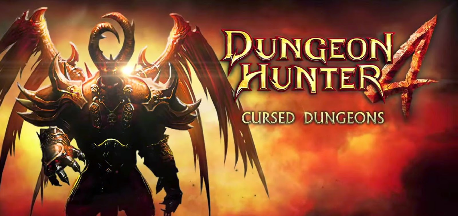 Dungeon Hunter 4 1.8.0 MOD APK+DATA (Unlimited Money)