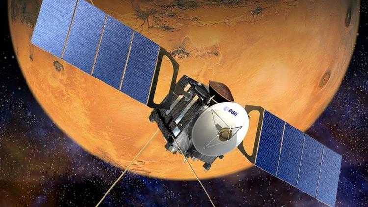 Evidencias de un pasado más cálido y húmedo en Marte