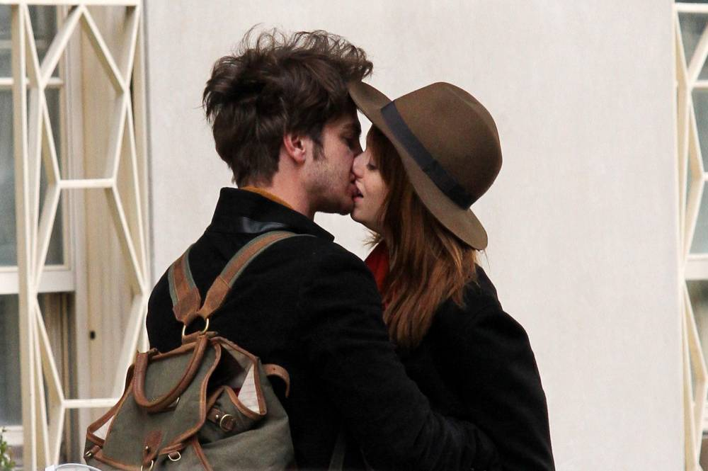 garfield mature women personals Emma stone & andrew garfield split after 3 years of dating emma stone and andrew garfield have  either you want a woman who makes her own money or you .