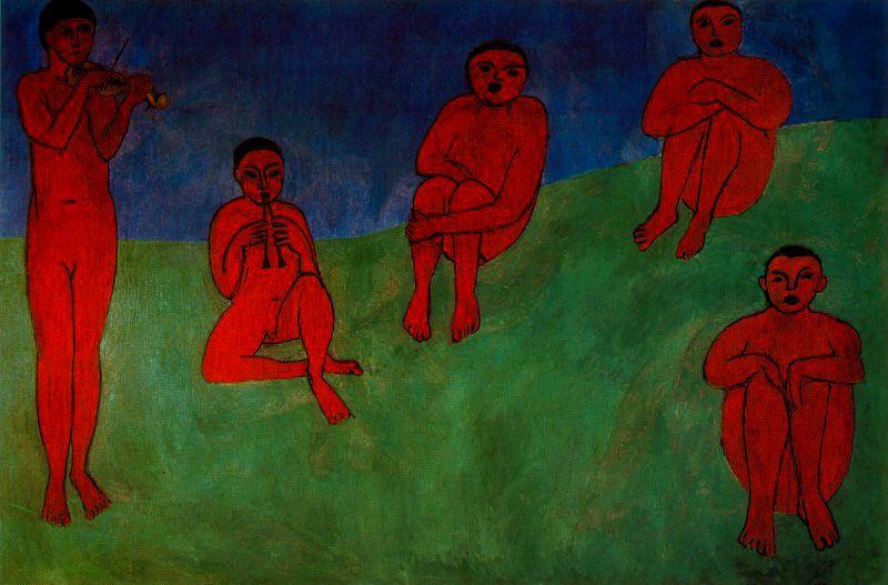 pinturas fauvistas