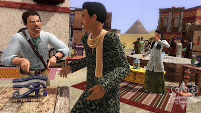 Download The Sims 3 : World Adventure PC Game Mediafire img
