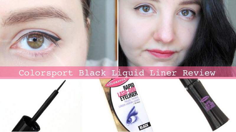 Review: Colorsport Lash-Gro Eyeliner