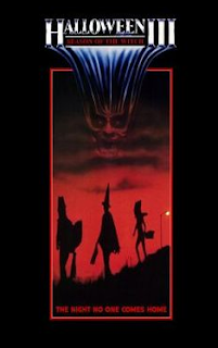 Poster for 'Halloween III: Season of the Witch' (1982)