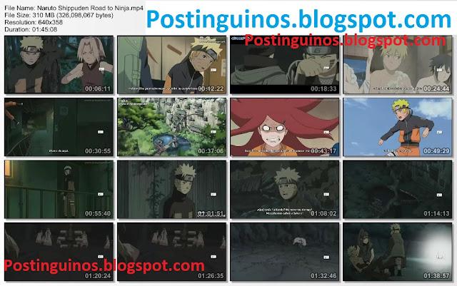 [aporte] Pelicula 6 de Naruto Shippuden [MF-Mega]