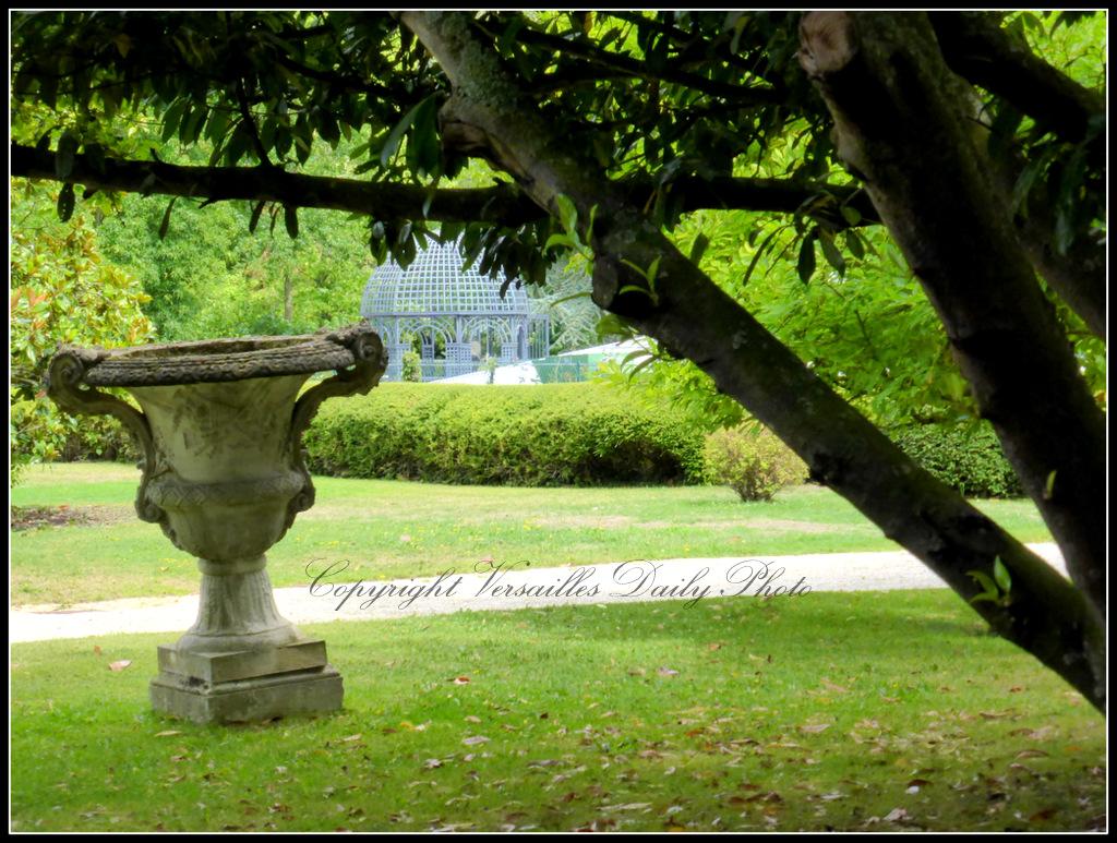 Versaillesdailyphoto blog samedi paresseux for Lire au jardin 2015 versailles