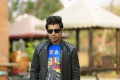 Nivin Pauly funny hair style spyke in Bangalore days movie photo comment