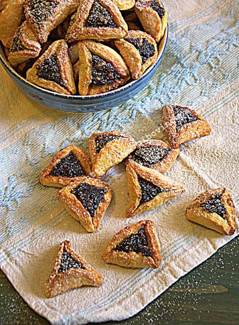 Biscotti per la fest del purim