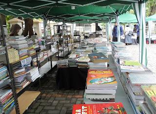 obral buku di Banjarbaru