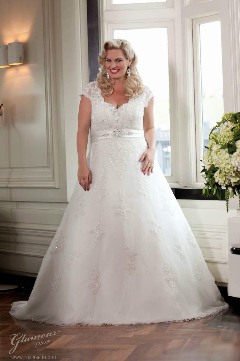 Plus Size Beach Wedding Dresses 2015