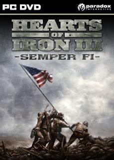 Hearts of Iron III Semper Fi PC