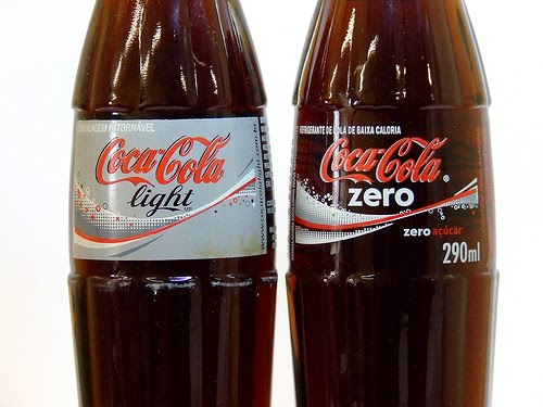 unterschied cola zero cola light