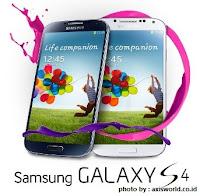 Paket Bundling Samsung Galaxy S4 dengan Kartu AXIS