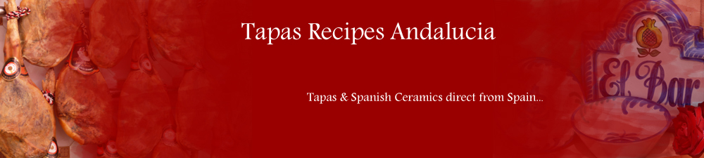 Tapas Recipes Andalucia