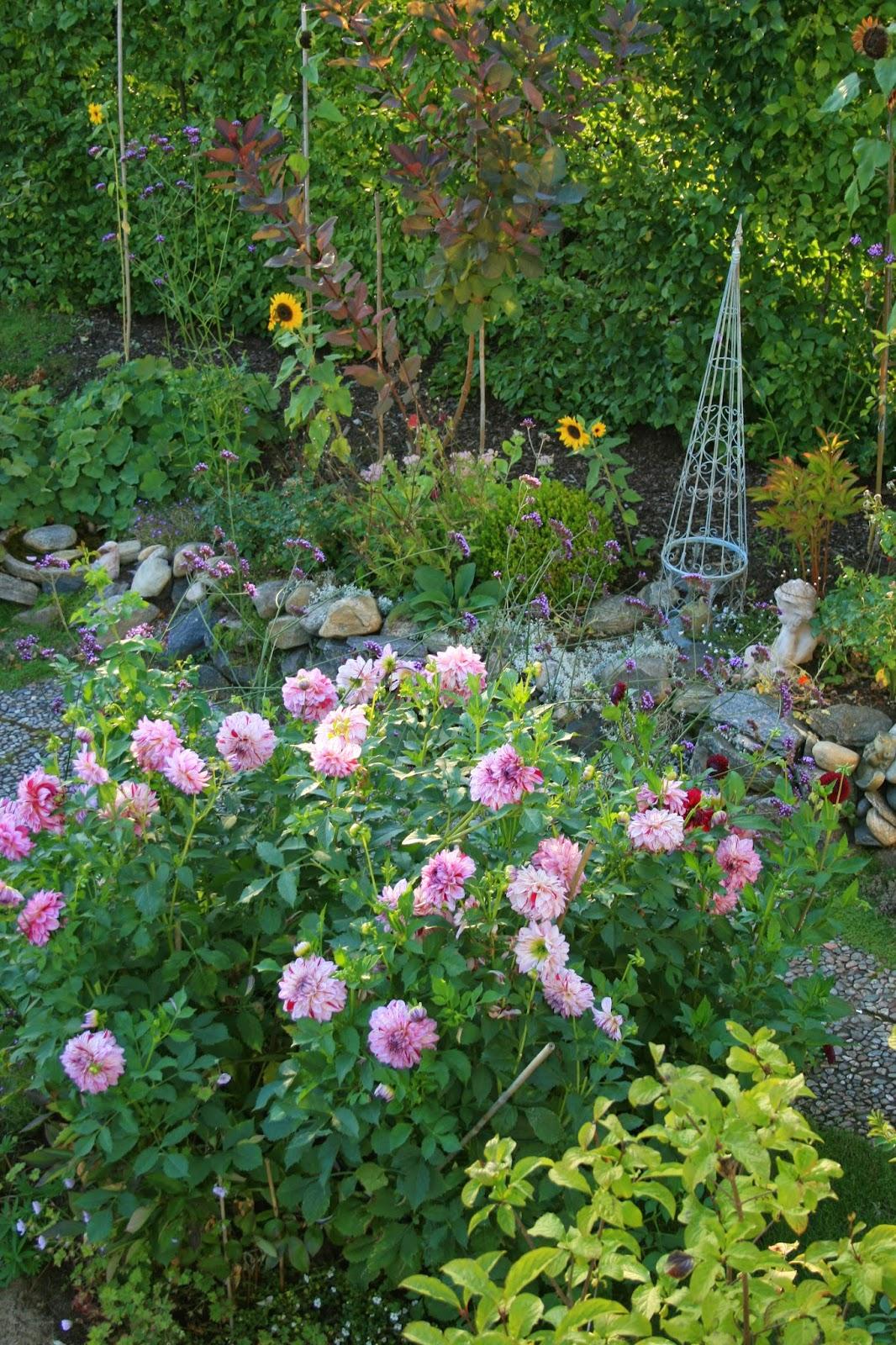 ekologiskt trädgårdsarbete