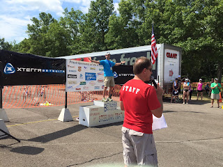 Steelman Triathlon - Quakertown, PA