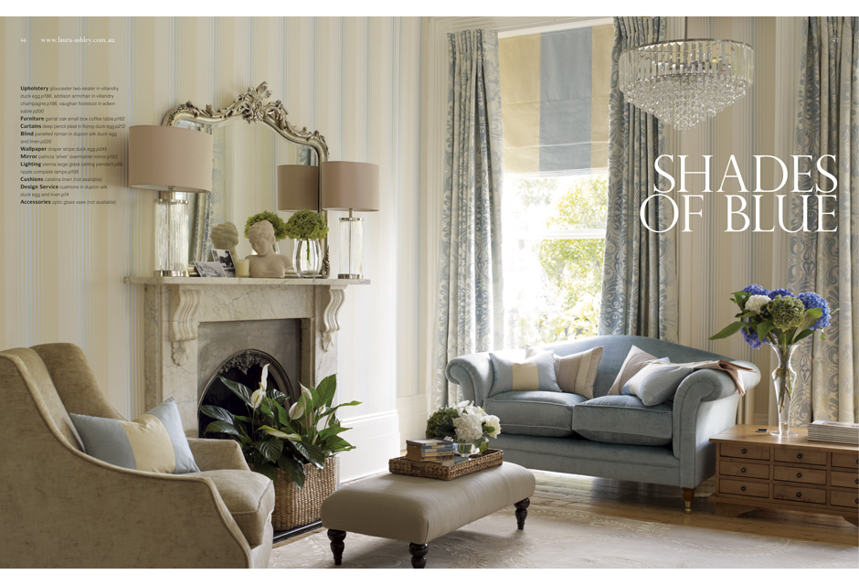 laura ashley home 2013 - Laura Ashley Interiors