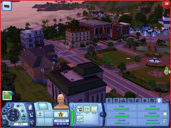 the sims 3 pc game screenshot 1 The Sims 3 RELOADED