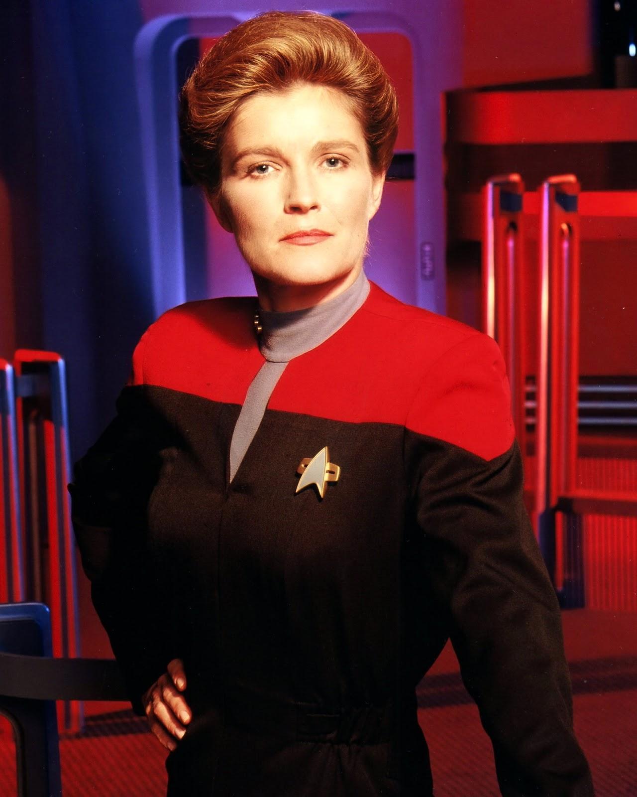 Pin on Women of Star Trek