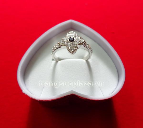 Nhẫn bạc nữ NN110