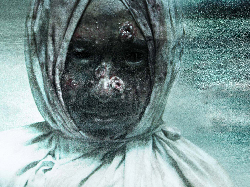 Kumpulan gambar gambar hantu seram