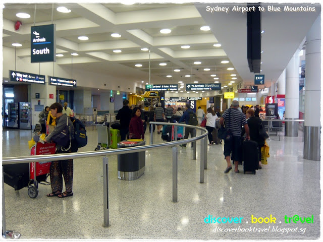queenstown airport arrivals from sydney - photo#18