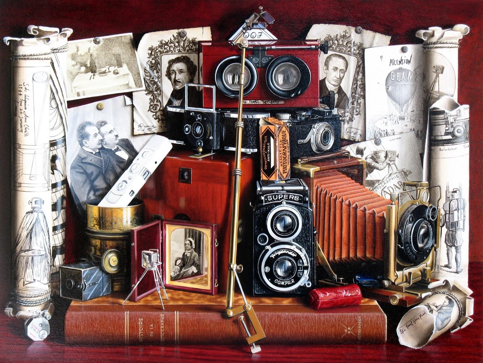 Asselbergh gr gory histoire de la photographie for La photographie