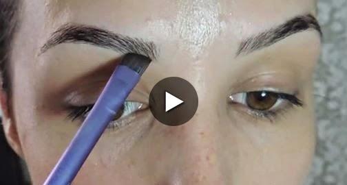 Como corrigir a sobrancelha (Vídeo)