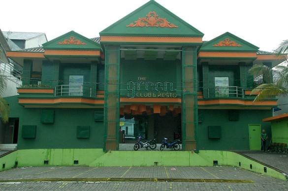 Green Club & Resto, The