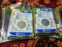 Hardisk New         -WD 320GB