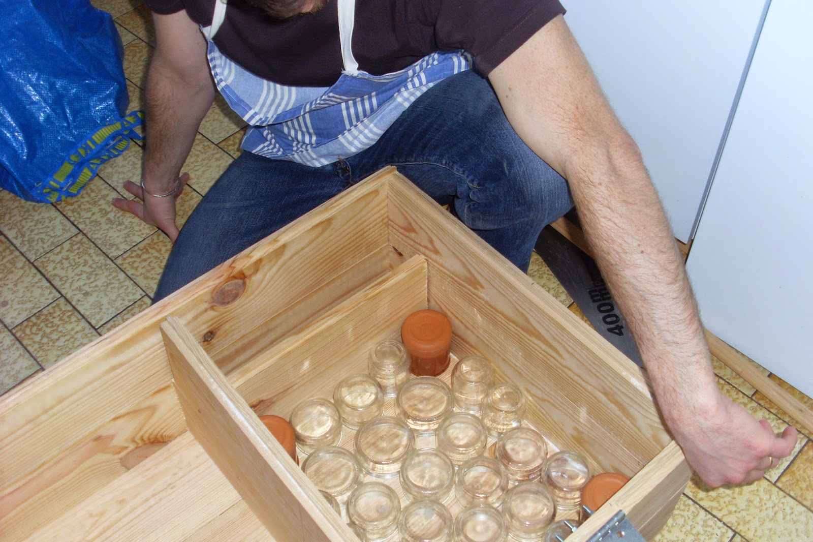 Savoir faire et connaissances comment faire un jambon s ch - Comment couper un jambon iberique ...