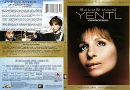 Yentl (1983) - Carátula