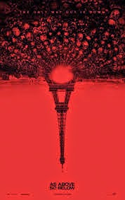 Movie Review : As Above So Below???