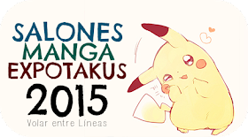 Salones y Expotakus 2015