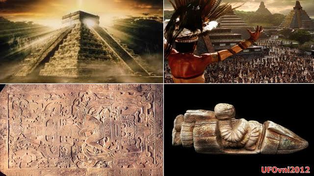 Étude scientifique pourrait révéler que les Mayas ont disparu ?