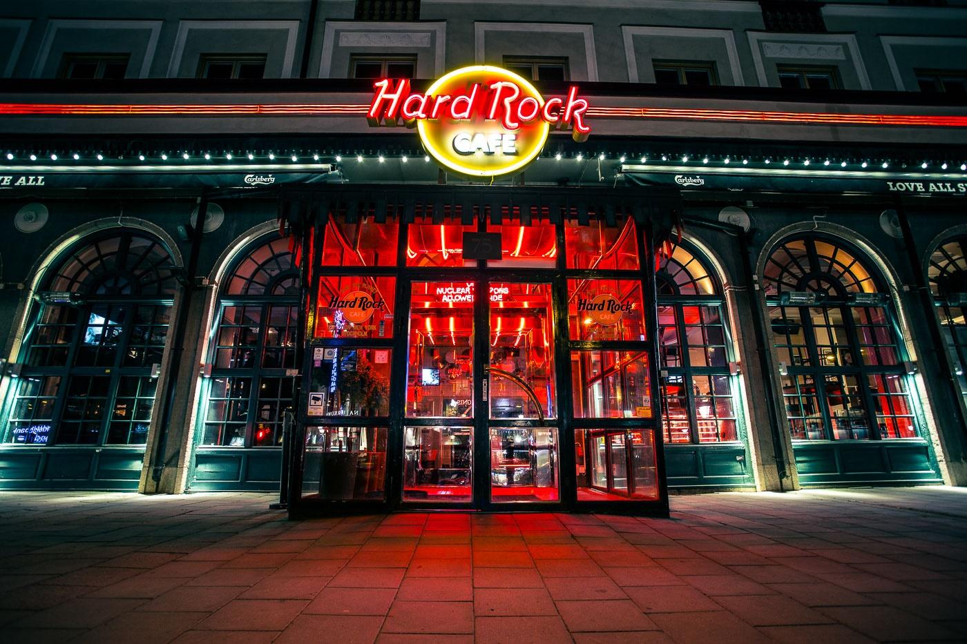 hard rock stockholm